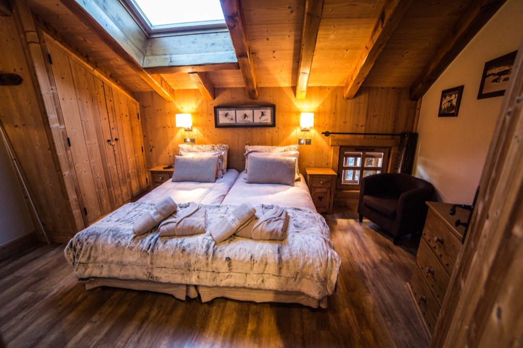 Chambre rooms chalet luxe rent luxury 1 | Ferme de mon Grand ...