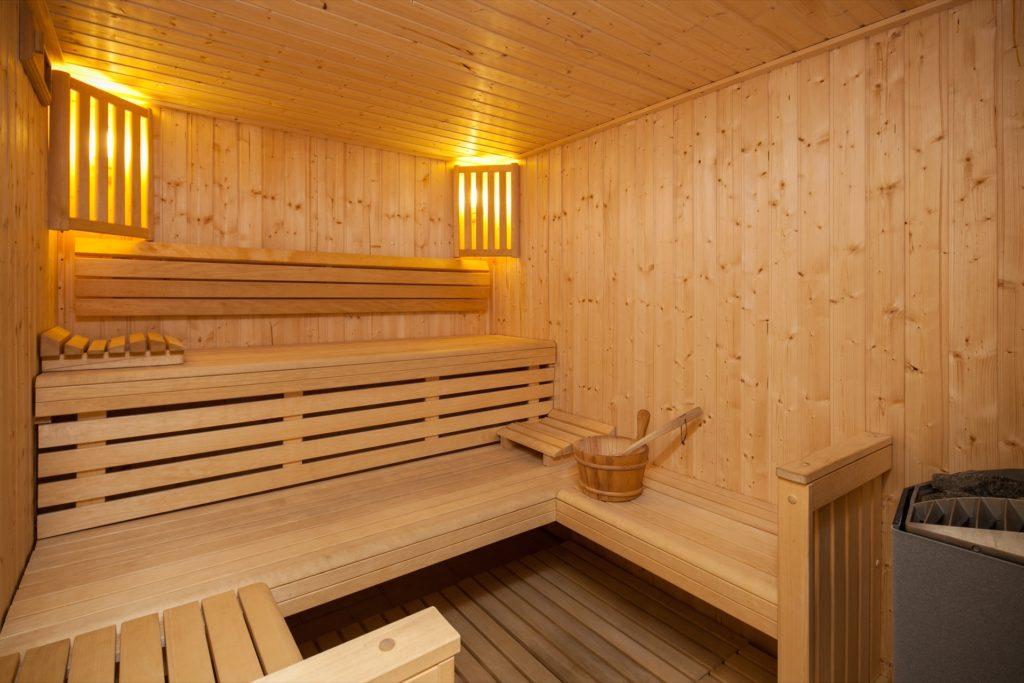 Location chalet luxe jacuzzi sauna billard 3
