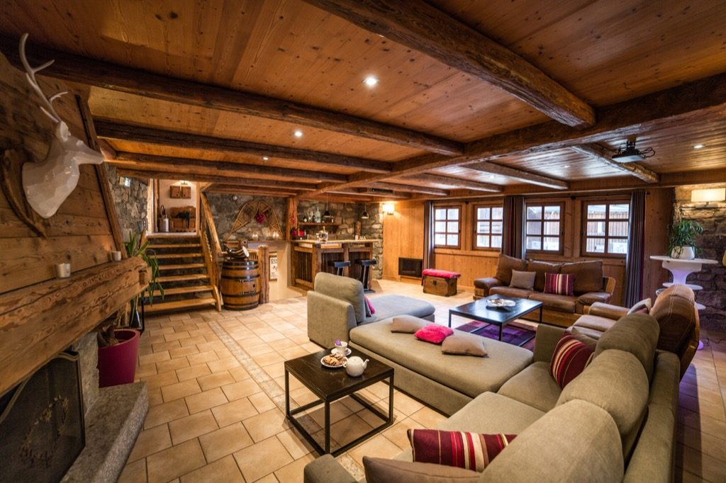 Location chalet luxe rent luxury chalet salon 1