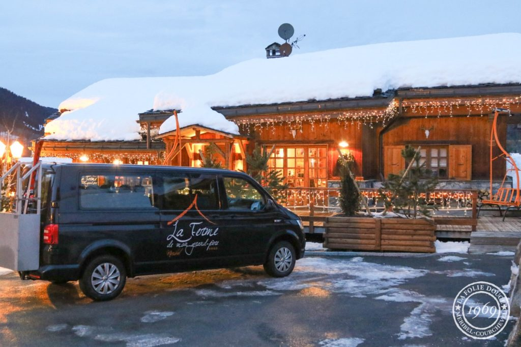 Presentation location chalet luxe meribel 1
