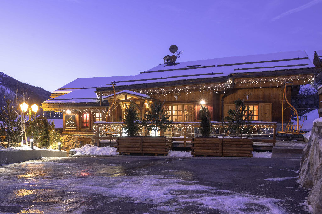 Presentation location chalet luxe meribel 2