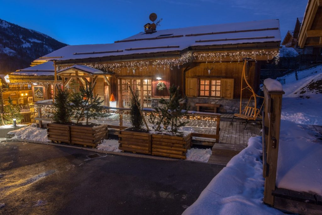 Presentation location chalet luxe meribel 3