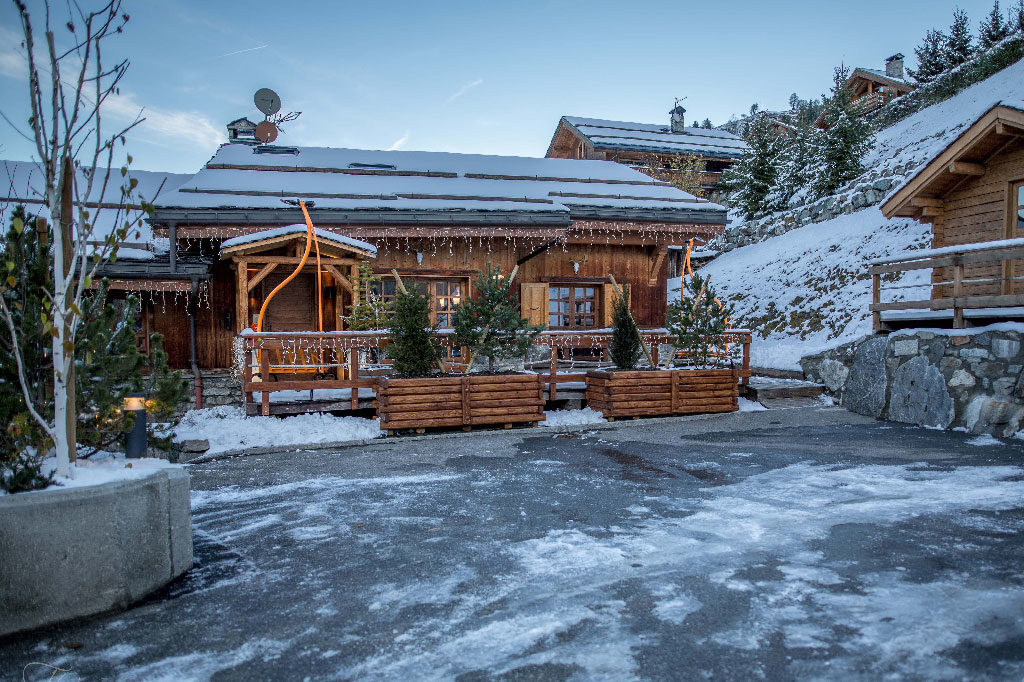 Presentation location chalet luxe meribel 5